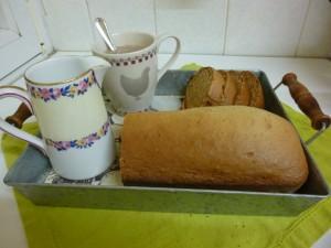 15 pain d'epice tranché et chocolat chaud P1040616